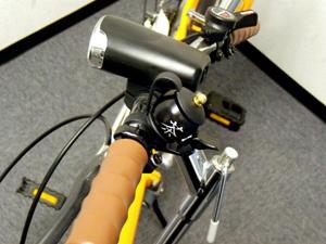 急須型!自転車のベル